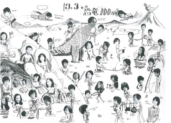 京都市立堀川高等学校第26期卒業生同窓会 卒業アルバム